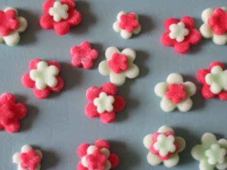 sugarpaste fiori