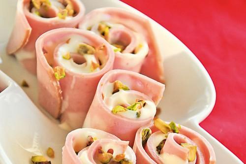 sushi mortadella