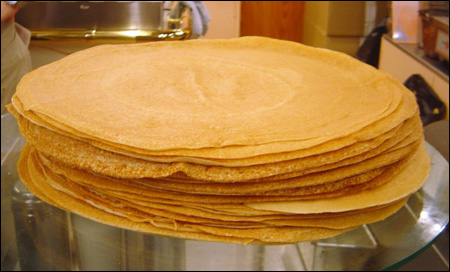 tante crepes