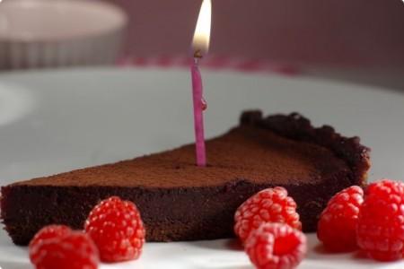 torta cioccolato tartufata
