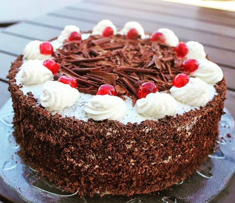 torta foresta nera ricetta tedesca classica