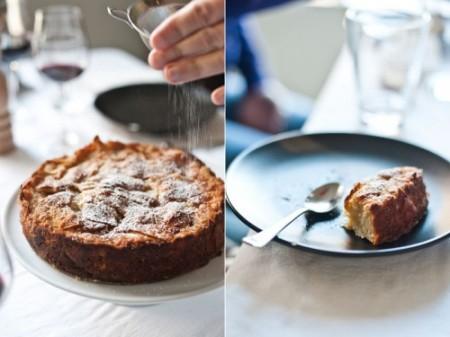 Torta di mele e noci di Cotto e Mangiato