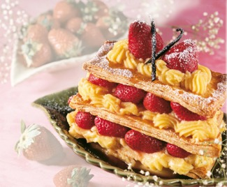 torta millefoglie ricetta fragole