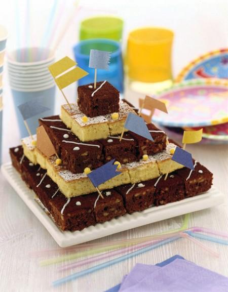 torta quadrettini