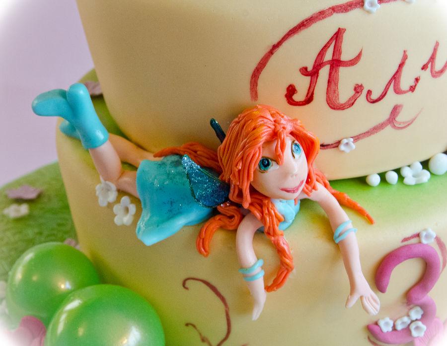 torta winx decorazione