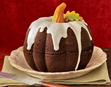 torta zucca ricetta halloween
