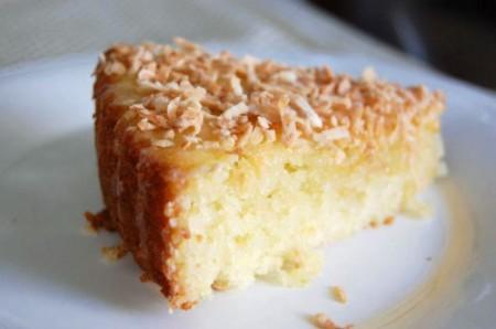 torta.al cocco menu benedetta