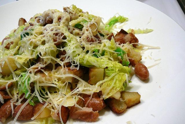 verza e patate ricetta