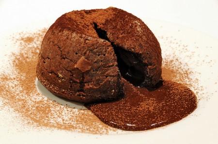 Vulcano di cioccolato