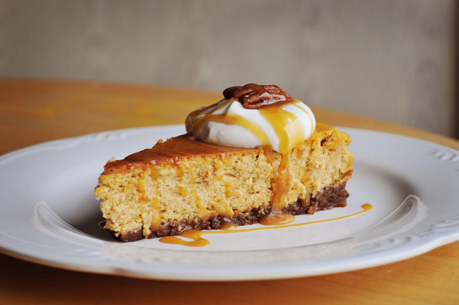 zucca cheesecake