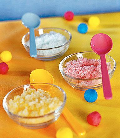 zucchero colorato carnevale