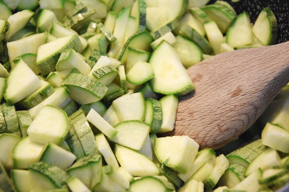 Zucchine trifolate con il Bimby
