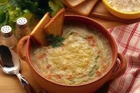 zuppa con verza