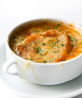 zuppa di cipolle e patate ricetta