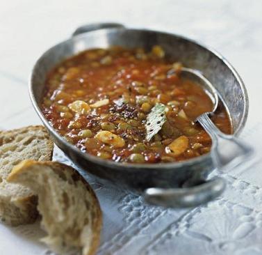 zuppa lenticchie bimby