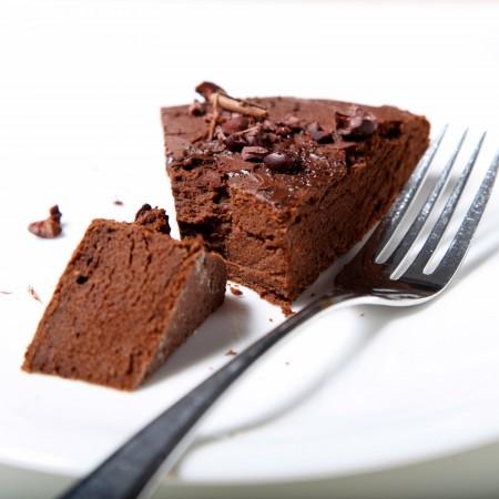 Torta fondente al gianduia di Kitchen in Love