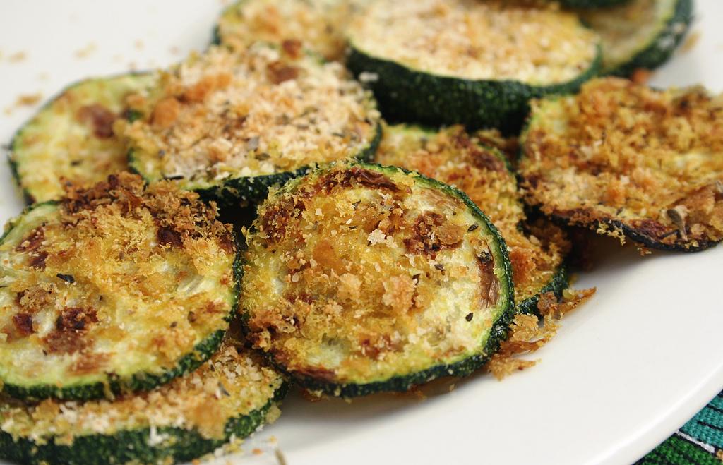 zucchine alforno